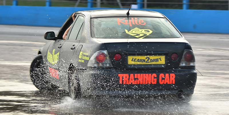 L2D training car